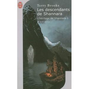 Les Descendants de Shannara de Terry Brooks - L'Heritage de Shannara Tome 1