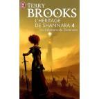 Les Talismans de Shannara de Terry Brooks - L'Heritage de Shannara Tome 4