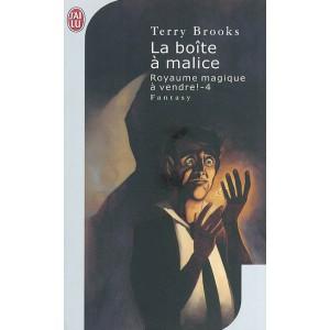 La Boîte à Malice de Terry Brooks - Royaume Magique à vendre ! Tome 4