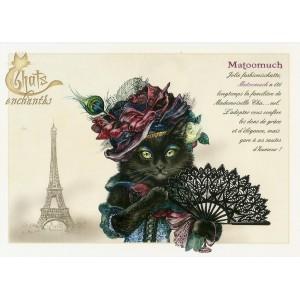 Carte postale Matoomuch de Séverine Pineaux