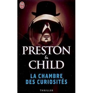 La chambre des curiosités de Douglas Preston & Lincoln Child
