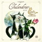 Chalendrier 2012 Chats Enchantés illustré par Séverine Pineaux
