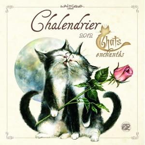Calendrier Chalendrier 2012 de Séverine Pineaux
