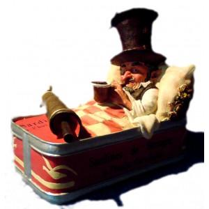 Figurine Boîte de Sardine de Jean-Baptiste Monge