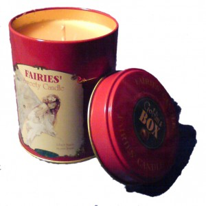 Fairies' Sweety Candle de Jean-Baptiste Monge