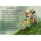 Carte postale Les Gobelins de Nicolaz Le Corre - Le Petit Peuple de Nicolaz