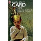 L'ombre de l'Hégémon de Orson Scott Card - La saga des ombres 2