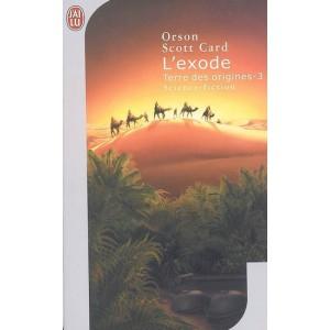 L'exode de Orson Scott Card - Terres des Origines 3