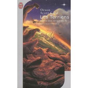 Les terriens de Orson Scott Card - Terres des Origines 5