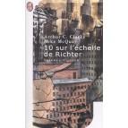 Dix sur l'échelle de Richter de Arthur C. Clarke