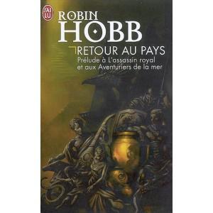 Retour au pays de Robin Hobb