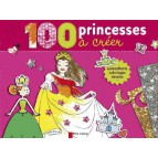 100 princesses à créer de Raphaël Hadid et Chhuy-Ing Ia