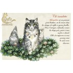 Carte postale Ch'amulette de Séverine Pineaux