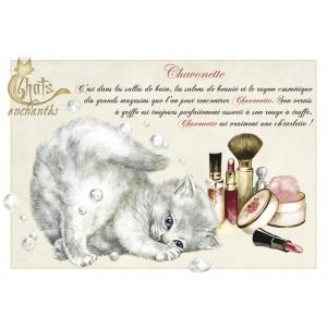 Carte postale Chavonette de Séverine Pineaux