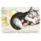 Carte postale Chatterton de Séverine Pineaux