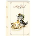 Carnet Notes-Book Chats Enchantés petit format de Séverine Pineaux