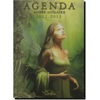 Agenda Scolaire Fées Merveilleuses 2012-13 de Sandrine Gestin