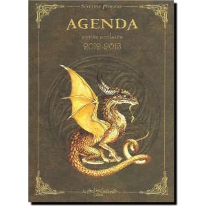 Agenda Scolaire Dragons 2012-2013 de Séverine Pineaux