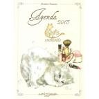 Chats Enchantés 2013, agenda annuel de Séverine Pineaux
