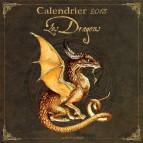 Dragons 2013, calendrier mural de Séverine Pineaux