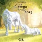 Chevaux Merveilleux 2013, calendrier mural de Sandrine Gestin