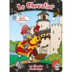Le Chevalier, livre enfant de la collection Les Grandes Cachettes
