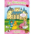 La Princesse, livre enfant de la collection Les Grandes Cachettes
