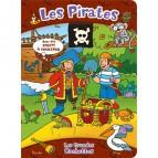 Les Pirates, livre enfant de la collection Les Grandes Cachettes