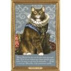 Henri Cat, Carte postale de Séverine Pineaux – Les Histochats