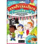 Anniversaire Pirate, comment organiser un anniversaire d'enfant de 4 à 5 ans