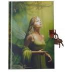 Journal intime Fée de Sandrine Gestin, Carnet secret des Mondes merveilleux