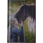 Petit carnet Cheval et Princesse de Sandrine Gestin, un notes book des Mondes merveilleux