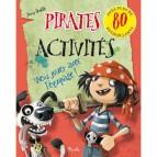 Activités Pirates Jonny Duddle, livre de jeux et d'activités