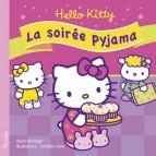 Hello Kitty la soirée pyjama, livre enfant de Mark McVeigh, illustré pas Sachiho Hino
