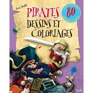 Dessins et Coloriages Pirates Jonny Duddle