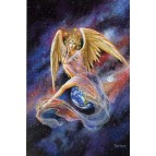 Carte de voeux Mercurial Angel de Briar