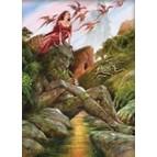 Carte de voeux fantasy, Earth Father de Briar