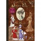 Journal d'une Jeune Fille de la Belle époque d'Aurélie Bargème, livre jeux d'une figurine à habiller aux éditions Piccolia