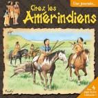 Une Journée chez les Amérindiens, livre d'histoire pour enfant aux éditions Piccolia