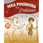 Mes pochoirs de la Préhistoire, 50 pochoirs pour enfants aux éditions Piccolia