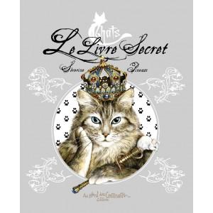 Chats, le livre secret, Livre sur les chats enchantés de Séverine Pineaux, éditions Au Bord des Continents