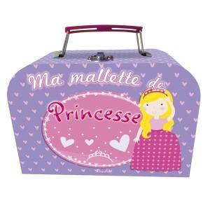 Ma malette de Princesse, livres et jeux pour enfants aux éditions Piccolia