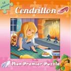 Mon 1er Puzzle Cendrillon, Puzzle pour enfants aux éditions PIccolia
