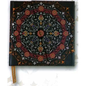 Carnet notebook Fractale coll. Mandalas, Carnets Boncahier des éd. Piccolia