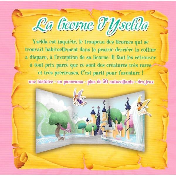 Livre jeux la licorne d 39 yselda aux ditons piccolia - Jeux de licorne gratuit ...