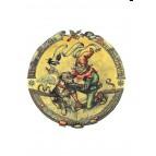 Féeric les lieux magiques, carte postale de Tudor Banus