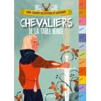 Chevaliers de la Table Ronde de Fabien Clavel, Mon carnet de mythes et légendes, éd. Fleurus