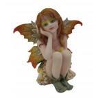 Fée lutine «Indira», une figurine de fée de la collection «Fées lutines»
