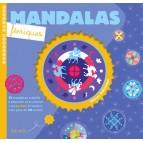 Livre de coloriages Mandalas féeriques aux éditions Fleurus