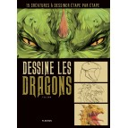 Dessine les dragons de Follenn aux éditions Fleurus